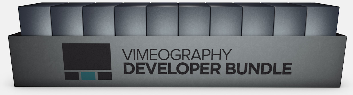 Vimeography Developer Bundle